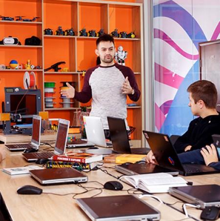 Курс компьютерная графика и дизайн