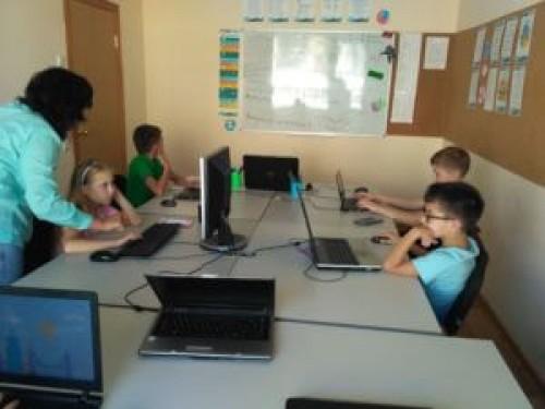 Курс HTML/CSS/JS/ для детей(7+ лет )