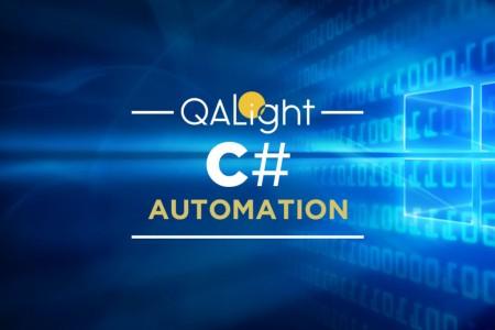 Курс автоматизация тестирования с использованием Selenium WebDriver (C#)
