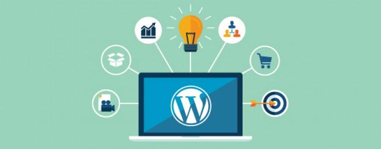 Курс создания сайта на CMS Wordpress