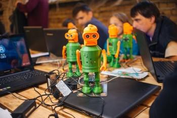 Курс Робототехника Arduino и 3D печать
