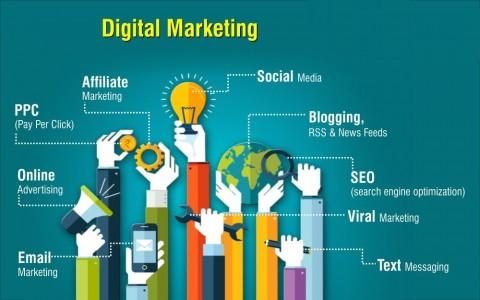 Курс Digital Marketing