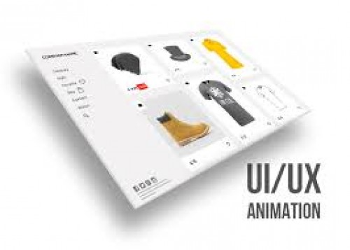 Курс UX/UI Animation в After Effects