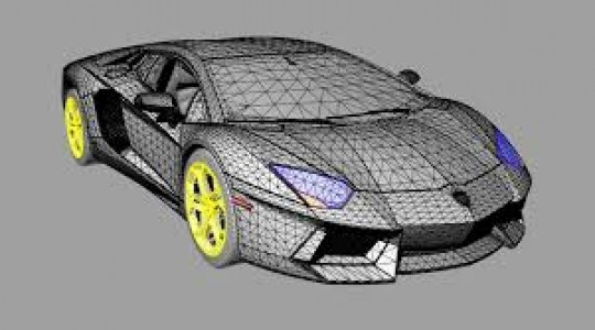 Курс 3D моделирование