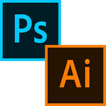 Основы графического дизайна. Photoshop / Illustrator (для школьников)